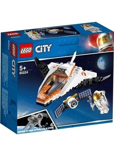 Lego Lego City Uydu Servis Aracı 60224 Renkli